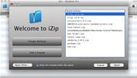 iZip screenshot medium