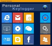 Personal Keylogger
