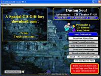 Dustan Soul Adventures CD/DVD Creator