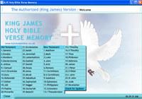 KJV Holy Bible Memory Scriptures