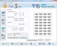 Hospital 2d Barcodes