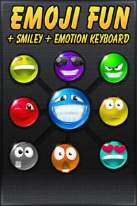 Emoji Fun + Smiley + Emotion Keyboard