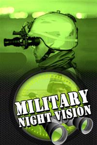 Military Night Vision - ATN - Lens - Bin