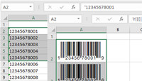 BarCodeWiz UPC EAN Barcode Fonts screenshot medium