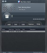 Mac Music Alarm