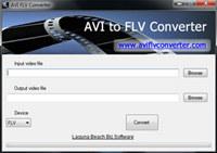AVI FLV Converter