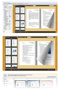 Free OpenOffice to FlipBook screenshot medium