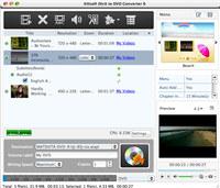 Xilisoft DivX to DVD Converter for Mac