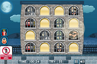 Catch A Thief - Addictive Memory Game