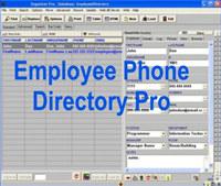 Employee Phone Directory Pro