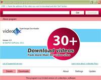 video4pc Supertangas Downloader screenshot medium