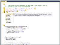 Devart T4 Editor for Visual Studio 2010