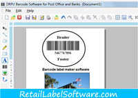 Post Office Barcode Generator