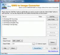 DWG to JPG Converter 2011.7