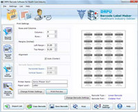 Barcode Fonts for Healthcare Industry
