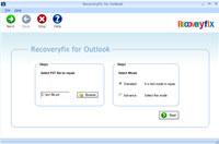 Email Recovery Utility screenshot medium
