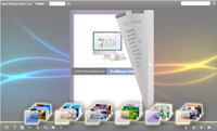FlipBook Creator Themes Pack - nature