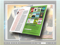 FlipPageMaker - Flipping Book for flower screenshot medium