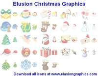 Elusion Christmas Graphics