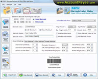 Barcodes Download Post Office and Banks
