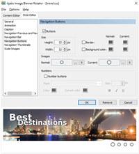 Image / Banner Rotator Dreamweaver Extension