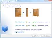 MyDownloadPlanet Software Box Creator