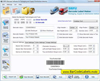 Packaging Industry 2d Barcodes