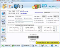 Barcode Printer for Libraries