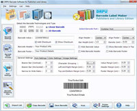 Barcode Labels for Libraries