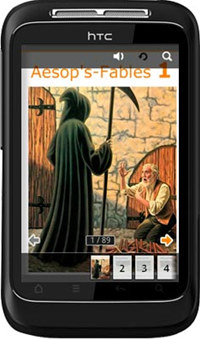 APPMK- Free Android book App (Aesop s Fable)