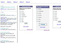 Webuzo for Advanced Poll
