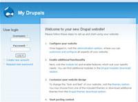 Webuzo for Drupal 6