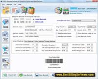 Retail Inventory Barcode Printer