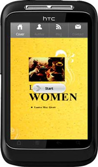 APPMK- Free Android book App Little-Woman