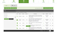 Webuzo for iQDesk screenshot medium
