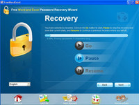 FREE Word Excel password recovery Wizard
