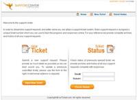 Webuzo for osTicket