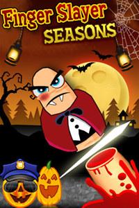 Finger Slayer Seasons - Halloween
