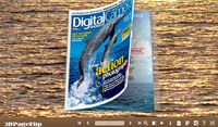 3DPageFlip Flash Catalog Templates for Sea Water