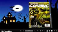 3DPageFlip Flash Catalog Templates for Halloween