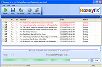 DBX Recovery Freeware
