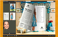 FlipBook Creator Themes Pack - Curtain