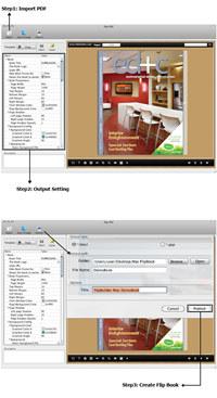 Flip PDF for Mac OS X