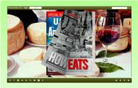 FlipBook Creator Themes Pack - Cheese