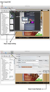 Flip PDF Pro for Mac OS X