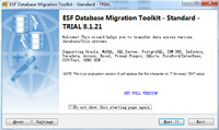 ESF Database Migration Toolkit Pro