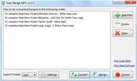 Free Merge MP3
