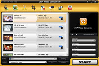 Aviosoft 3GP Video Converter screenshot medium