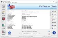 WinTools.net Classic screenshot medium