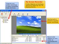 My Screen Recorder screenshot medium